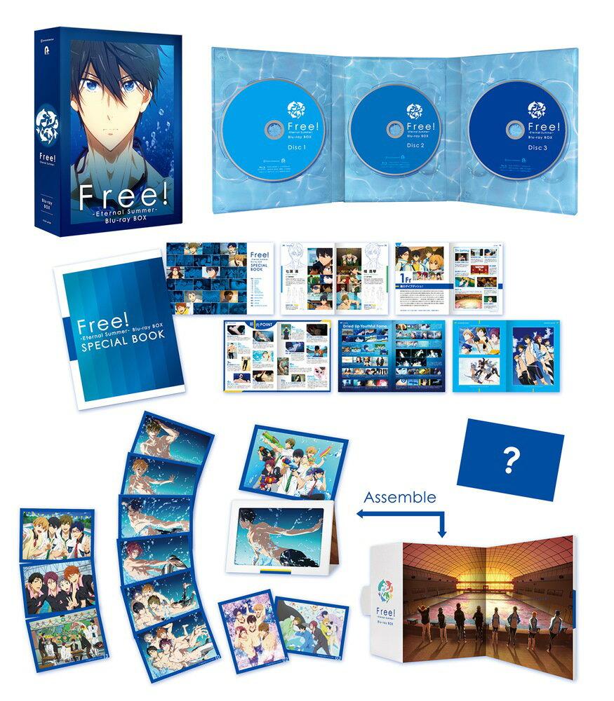 Free!-Eternal Summer- Blu-ray BOX【Blu-ray】画像