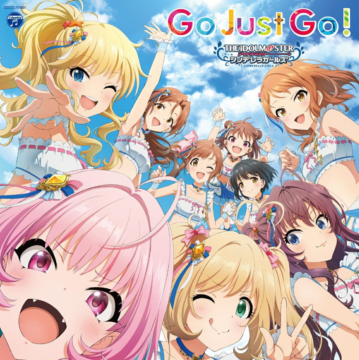 ゲームミュージック, その他 THE IDOLMSTER CINDERELLA GIRLS STARLIGHT MASTER GOLD RUSH! 01 Go Just Go! ()