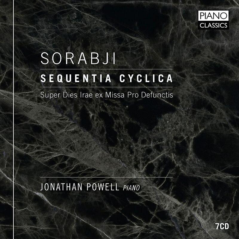 【輸入盤】『怒りの日』によるセクエンツィア・シクリカ ジョナサン・パウエル(ピアノ)(7CD)画像