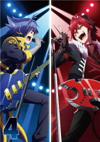 TVアニメ「SHOW BY ROCK!!STARS!!」Blu-ray 第4巻【Blu-ray】