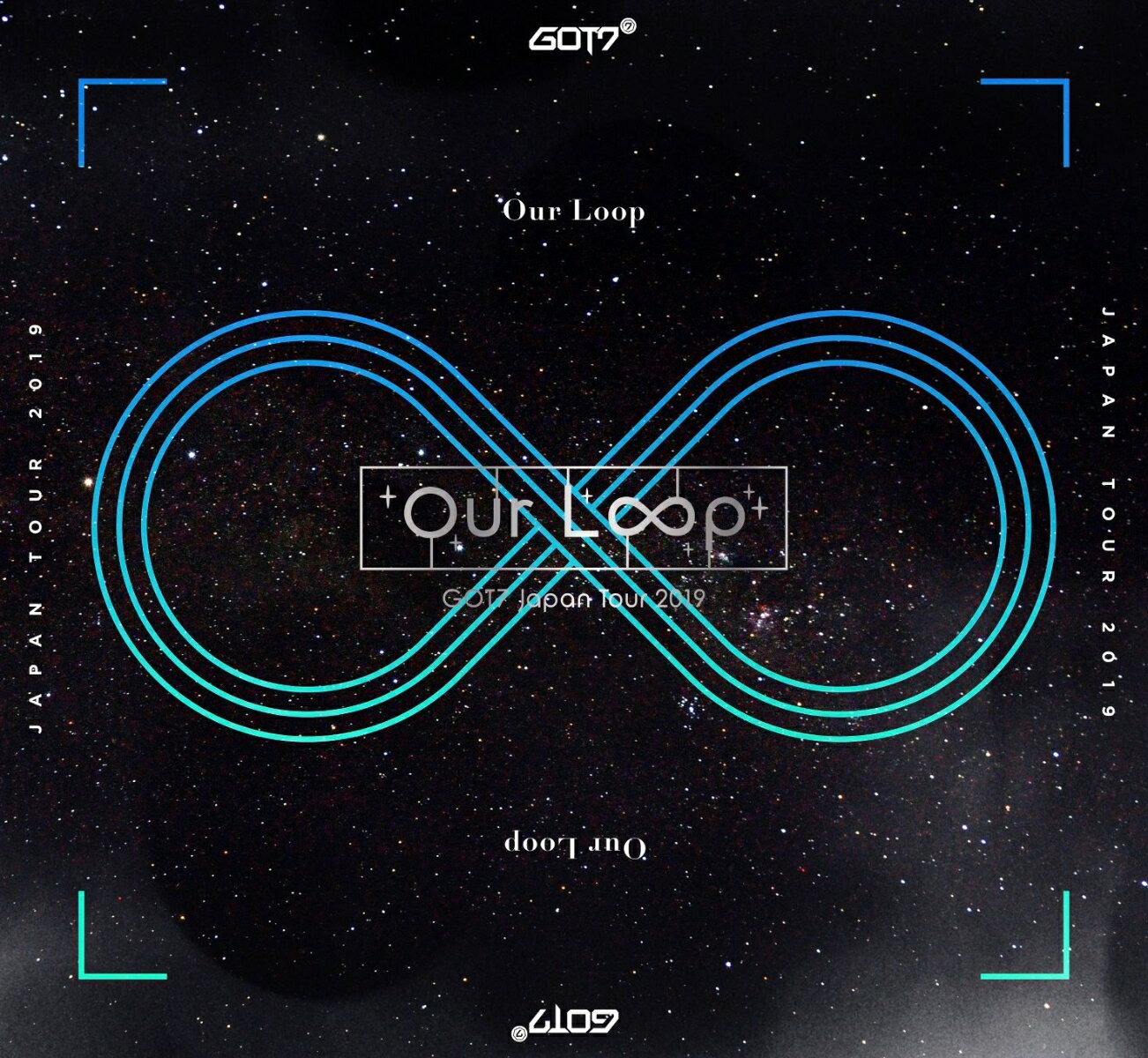 "GOT7 Japan Tour 2019 ""Our Loop"" 完全生産限定盤【Blu-ray】"