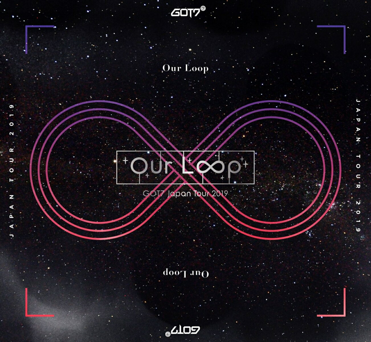 "GOT7 Japan Tour 2019 ""Our Loop"" 初回生産限定盤"