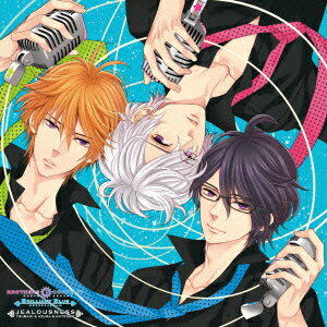 PSP用ゲーム「BROTHERS CONFLICT Brilliant Blue」OPテーマ::JEALOUSNESS画像