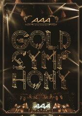 AAA ARENA TOUR 2014 -Gold Symphony-【初回生産限定盤】【Blu-ray】