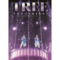 東方神起LIVE TOUR 2014 TREE [DVD3枚組]【初回限定盤】 [ 東方神起 ]