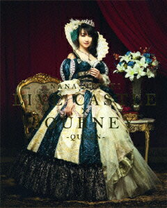 【送料無料】NANA MIZUKI LIVE CASTLE×JOURNEY -QUEEN-【Blu-ray】 [ 水樹奈々 ]