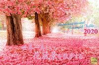 世界一美しい花風景を散歩するカレンダー(2020)