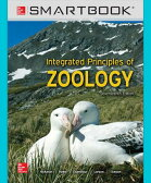Smartbook Access Card for Integrated Principles of Zoology [ Jr. Cleveland Hickman ]