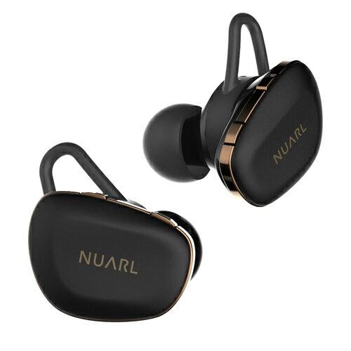 NUARL N6 Pro トゥルーワイヤレス ステレオイヤホン (マットブラック)