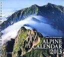 【送料無料】アルパインカレンダーAlpineCalendar2013