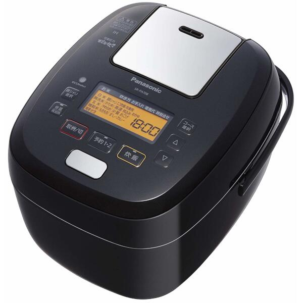 Panasonic 可変圧力IHジャー炊飯器 1.0L (ブラウン) SR-PA108-K