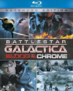 GALACTICA:スピンオフ [BLOOD&CHROME/最高機密指令](Blu-ray Disc)画像