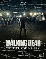 ウォーキング・デッド7 Blu-ray BOX-1【Blu-ray】