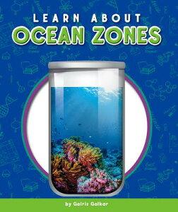 Learn about Ocean Zones LEARN ABT OCEAN ZONES (Glass Jar Science) [ Golriz Golkar ]