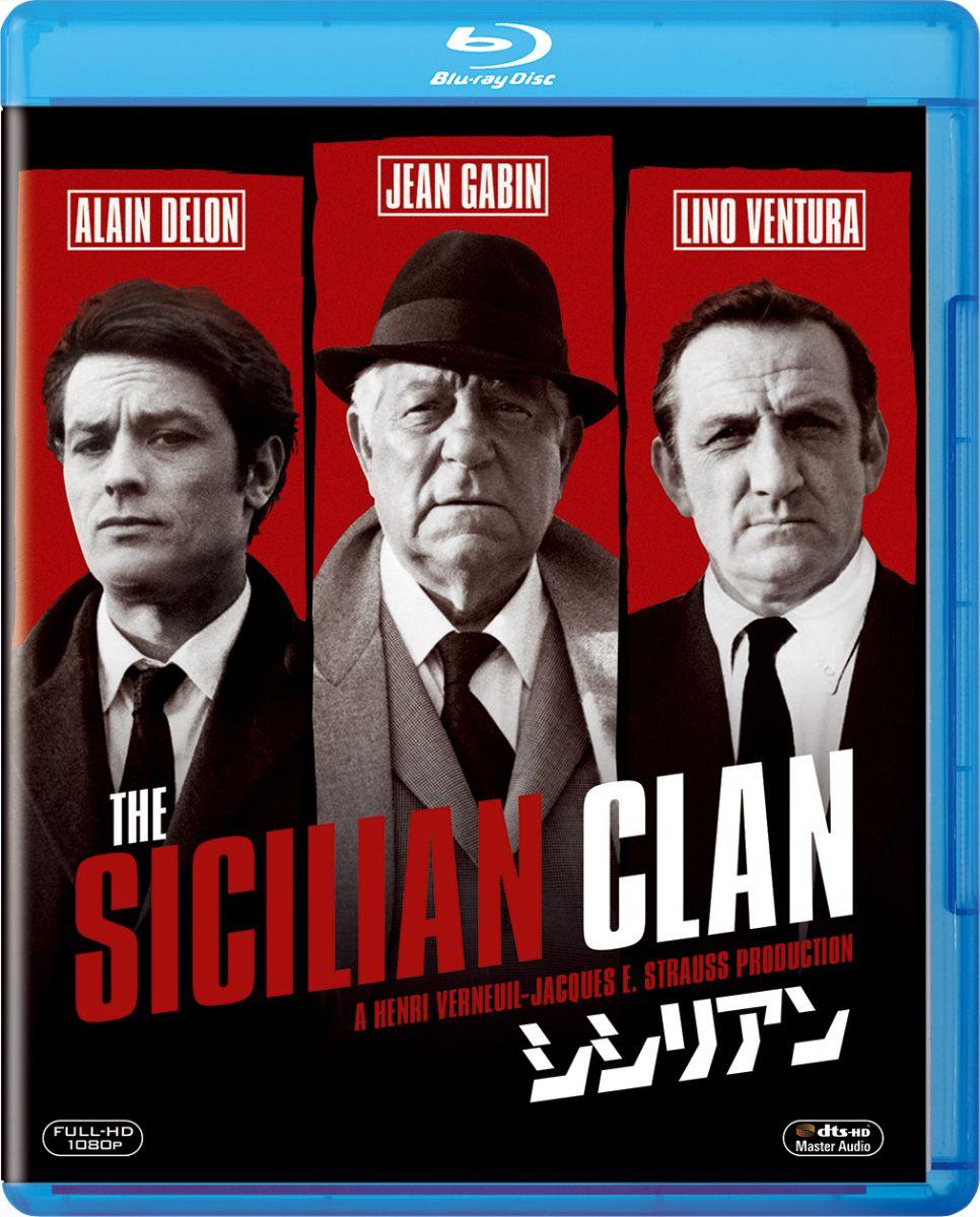 シシリアン【Blu-ray】 [ ジャン・ギャバン ]