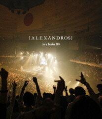 【楽天ブックスならいつでも送料無料】[Alexandros] Live at Budokan 2014【Blu-ray】 [ [Alexa...