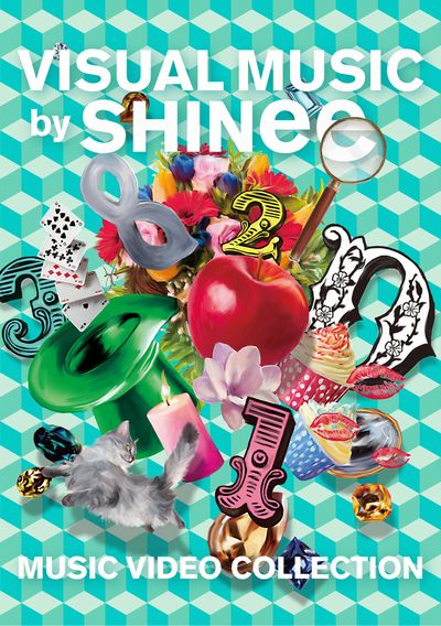 VISUAL MUSIC by SHINee 〜music video collection〜画像