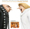 【輸入盤】Despicable Me 3 (Original Soundtrack)