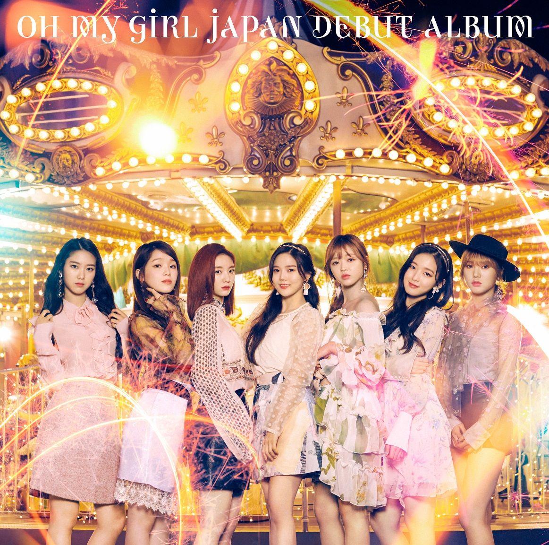 韓国(K-POP)・アジア, その他 OH MY GIRL JAPAN DEBUT ALBUM (A CDDVD) OH MY GIRL