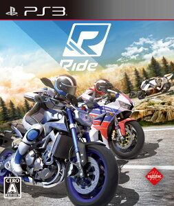 RIDE PS3版