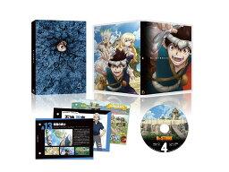 Dr.STONE ドクターストーン Vol.4 Blu-ray(初回生産限定版)