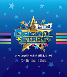 THE IDOLM@STER SideM 2nd STAGE 〜ORIGIN@L STARS〜 Live Blu-ray