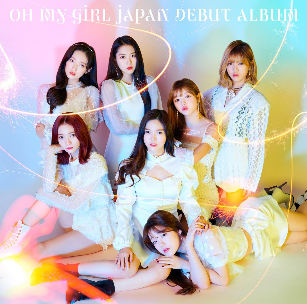 韓国(K-POP)・アジア, その他 OH MY GIRL JAPAN DEBUT ALBUM (B CDDVD) OH MY GIRL