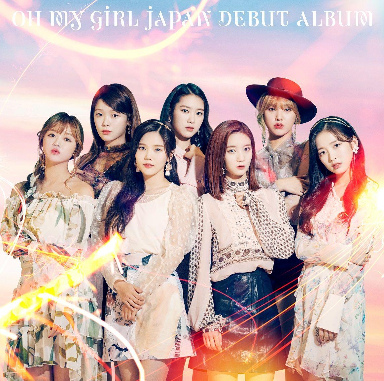 韓国(K-POP)・アジア, その他 OH MY GIRL JAPAN DEBUT ALBUM OH MY GIRL