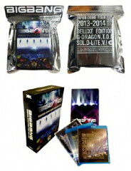 【送料無料】BIGBANG JAPAN DOME TOUR 2013〜2014 -DELUXE EDITION- 【初回生産限定】【Blu-ray...