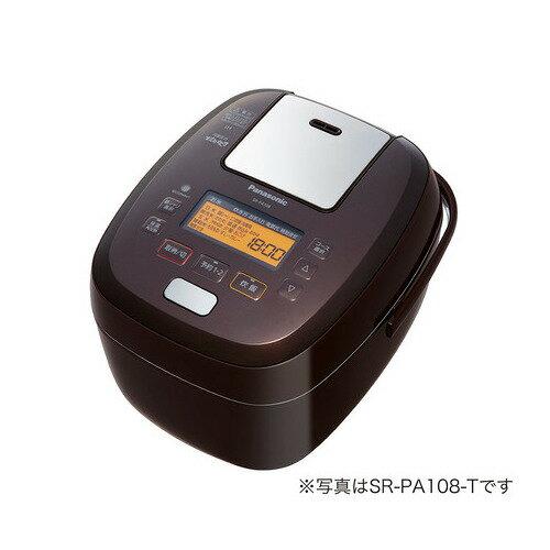 Panasonic 可変圧力IHジャー炊飯器 1.8L (ブラウン) SR-PA188-T