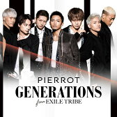 PIERROT (CD+DVD) [ GENERATIONS from EXILE TRIBE ]