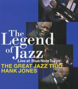 The Legend of JAZZ Live at Blue Note Tokyo【Blu-rayDisc Video】画像