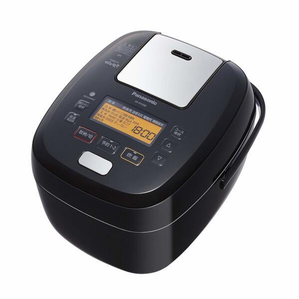 Panasonic 可変圧力IHジャー炊飯器 1.8L (ブラック) SR-PA188-K