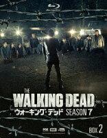 ウォーキング・デッド7 Blu-ray BOX-2【Blu-ray】