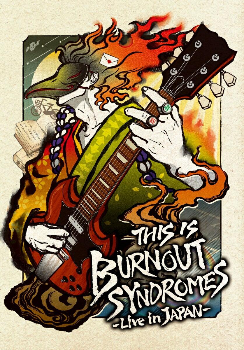 【楽天ブックス限定先着特典】THIS IS BURNOUT SYNDROMES-Live in JAPAN-(完全生産限定盤 BD+グッズ(Tシャツ))【Blu-ray】(オリジナルアクリルキーホルダー)