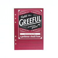 Greeful リフィルM A罫7mm