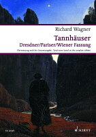 【輸入楽譜】ワーグナー, Richard: オペラ「タンホイザー」(独語・仏語)/W. M. Wagner編