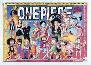 コミックカレンダー2015 『ONE PIECE』(壁掛け型)