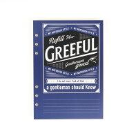 Greeful リフィルM B罫6mm
