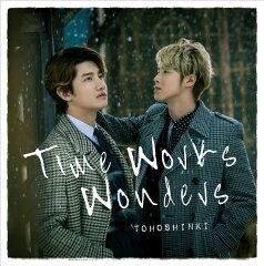 【楽天ブックスならいつでも送料無料】Time Works Wonders (初回限定盤 CD+DVD) [ 東方神起 ]