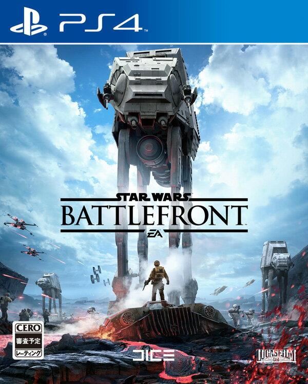 Star Wars(TM) バトルフロント(TM) PS4版