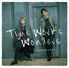 【楽天ブックスならいつでも送料無料】Time Works Wonders [ 東方神起 ]