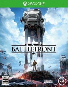 【楽天ブックスならいつでも送料無料】【初回特典付き】Star Wars バトルフロント XboxOne版
