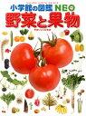 【送料無料】小学館の図鑑 NEO 野菜と果物 [ 板木利隆 ]