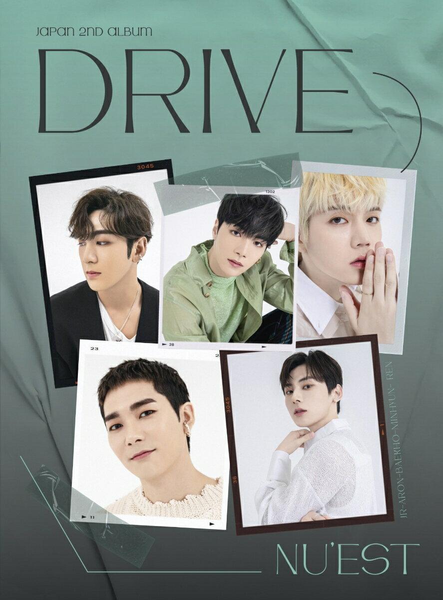 CD, 韓国(K-POP)・アジア DRIVE (A CDDVD) NUEST