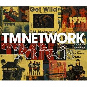 TM NETWORK ORIGINAL SINGLE BACK TRACKS 1984-1999画像