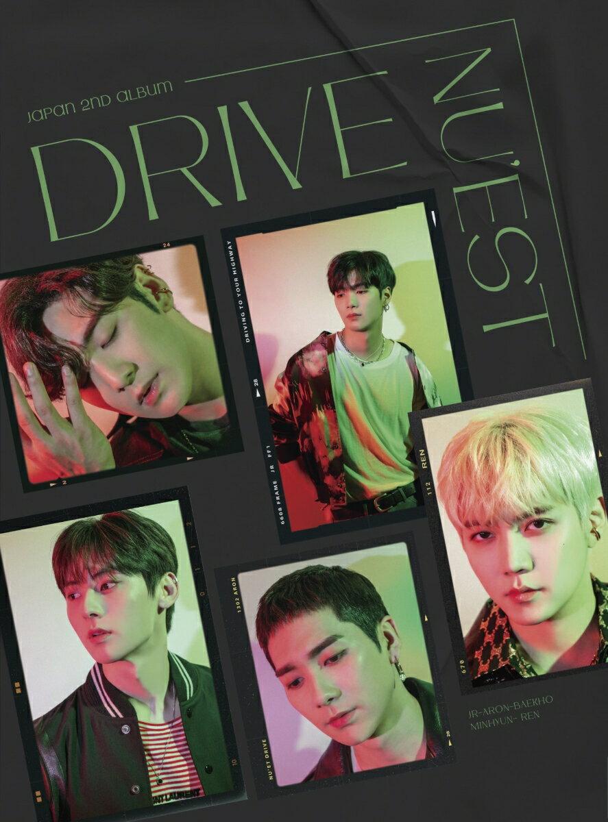 CD, 韓国(K-POP)・アジア DRIVE (B CDDVD) NUEST