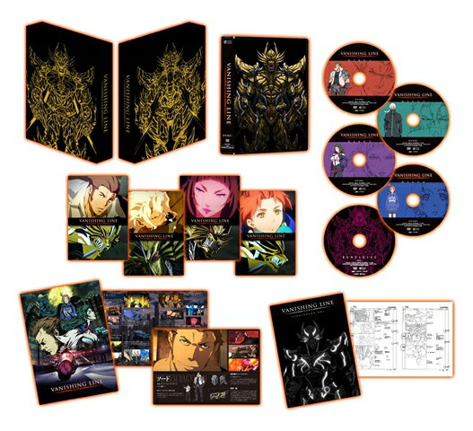 牙狼<GARO>-VANISHING LINE- DVD BOX 1画像