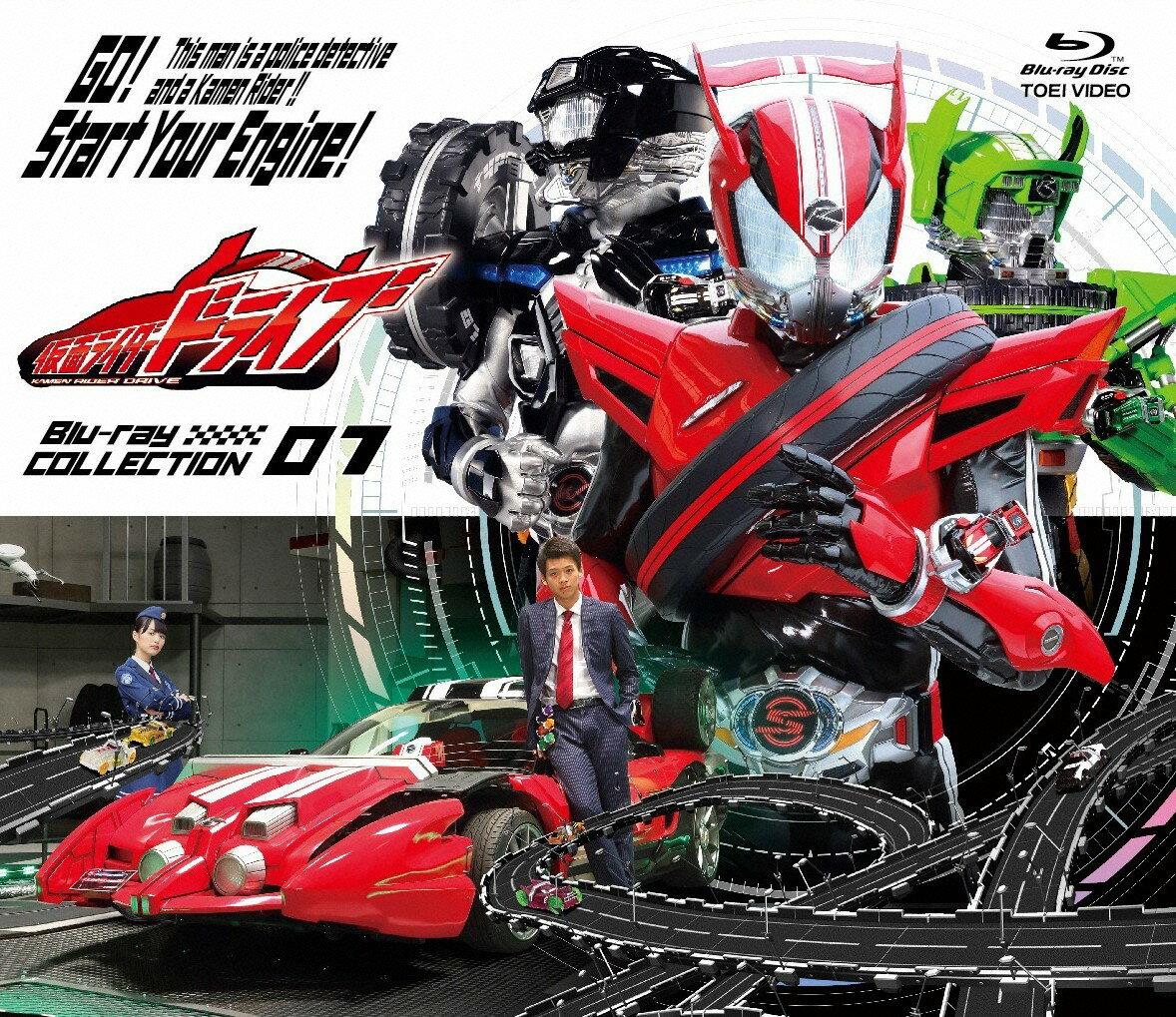 仮面ライダードライブ Blu-ray COLLECTION 1【Blu-ray】画像