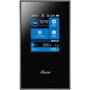 【楽天ブックスならいつでも送料無料】Aterm MR04LN PA-MR04LN LTE-Advanced対応 SIMロックフリ...